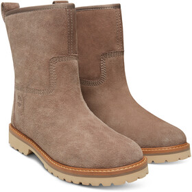 Timberland Chamonix Valley WP Bottes Femme, medium grey suede